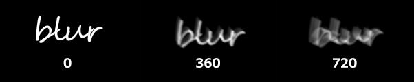0・360・720での比較